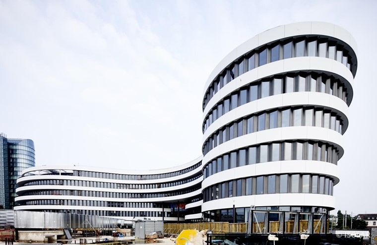ISOLAR SOLARLUX® - Trivago Headquarter - Düsseldorf - Germany