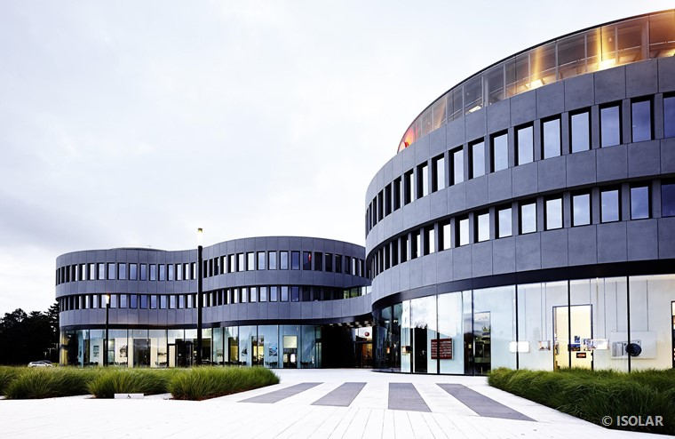 ISOLAR NEUTRALUX® - Firmengebäude Leica - Wetzlar - Germany