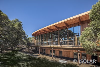 Stanford University Denning House, Stanford, CA, Ennead Architects